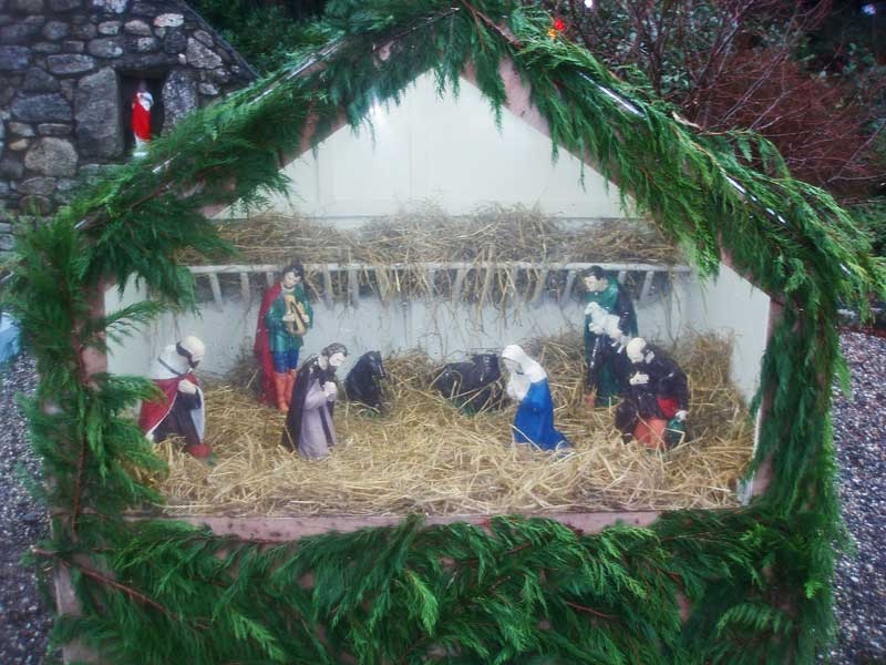 Christmas Crib Models Images Creative Ideas Of Baby Cribs